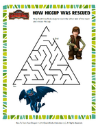Rätsel Labyrinth 7