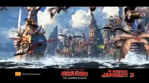 How to Train Your Dragon 3 TV Spot 6