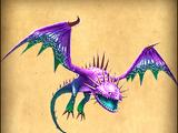 Lavendel-Skrill