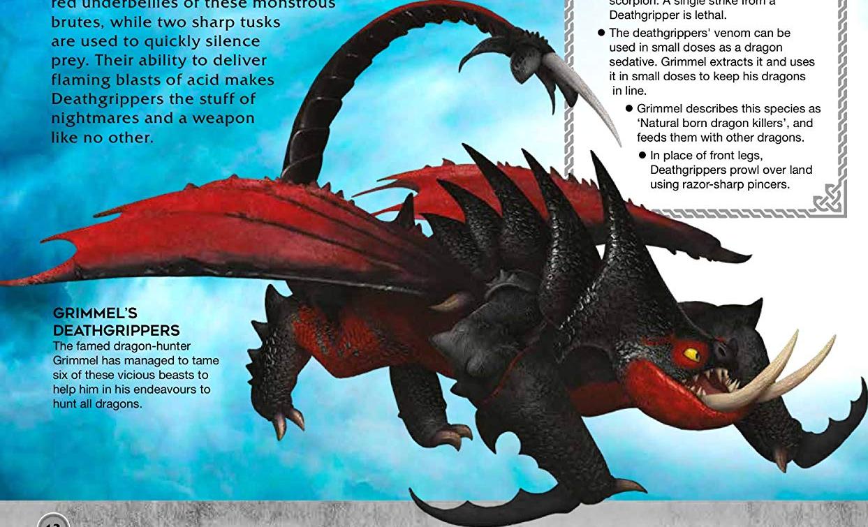 Deathgripper Drachenzähmen Leicht Gemacht Wiki Fandom Powered By
