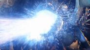 Tödlicher Nadder Feuer blau Serie