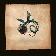 Drachenjäger kommen Flüsternder Tod
