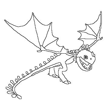 bild - krallenkrabbler - malvorlage | drachenzähmen leicht gemacht wiki | fandom powered