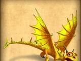 Nuss/Dragons-Aufstieg von Berk