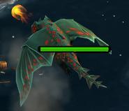 Alpha-Schatten Titan Feuer AvB