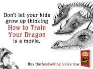 HTTYD Book Advertisement 3
