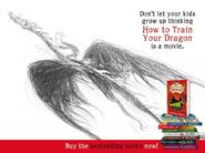 HTTYD book Advertisement 2