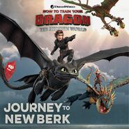 HTTYD3 Journey to new Berk