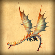Kettenschwanz Titan - FB