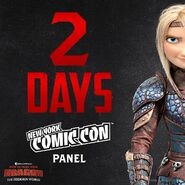 HTTYD3 Comic Con 3
