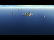 Insel büffelstache