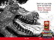 HTTYD Book Advertisement 1