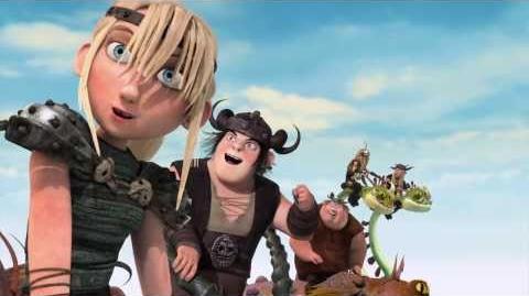 Dragons - Die Reiter von Berk DVD und Digital HD Trailer-1