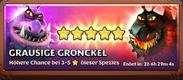 TU Ziehung - Grausige Gronckel