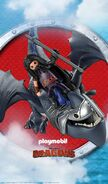 PLAYMOBIL WALLPAPER DREAMWORKS DRAGONS 2