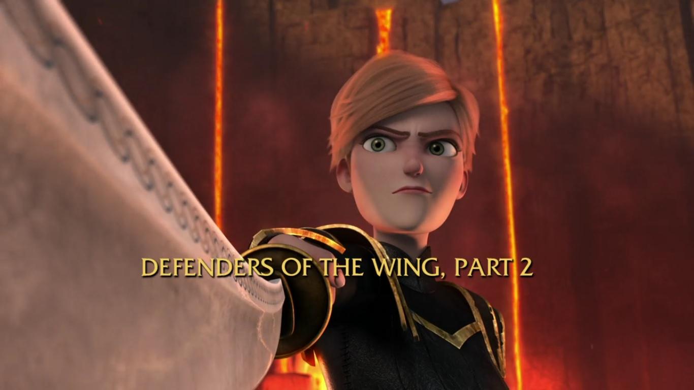Die Beschützer Des Flügels 2
