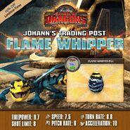 Flame Whipper 3 SoD