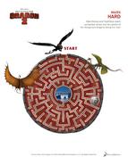 Rätsel Labyrinth 17