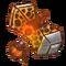 DoNR Ausrüstung Flammender Eisenbrecher