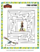 Rätsel Labyrinth 4