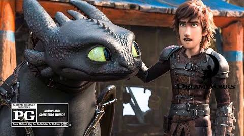 HOW TO TRAIN YOUR DRAGON 3 - The Ending (TV Spot)