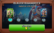 TU Quests - Blauer Rammbock 1