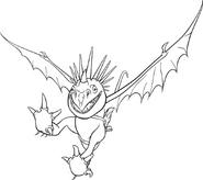 Ausmalbilder Drachenzähmen Leicht Gemacht Wiki Fandom