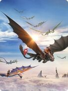 Dragons - FA Cover