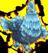 Huhn Kühlküken