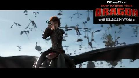 2 NEW CLIPS - HOW TO TRAIN YOUR DRAGON THE HIDDEN WORLD TRAILER 4 New Trailer - RECAP
