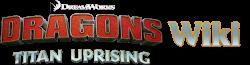 Dragons Titan Uprising Wiki Logo
