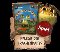 Baby-Drachen Icon