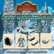 Schneegeist Rüstung SoD