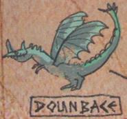 Hicks Karte Dounbace