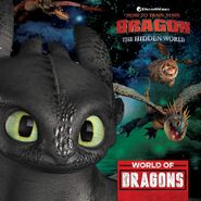 HTTYD3 World of Dragons