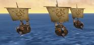 Warlords Schiffe
