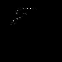 Unknown Dragon 1 Silhouette vergrößert