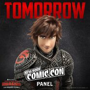 HTTYD3 Comic Con 4