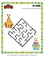 Rätsel Labyrinth 1
