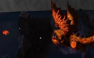 Eruptodon SoD Feuer