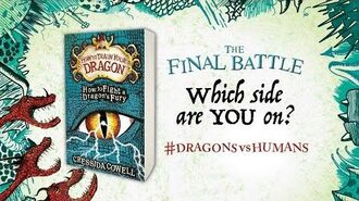 How to Fight A Dragon's Fury- The Final Battle - Team Dragon