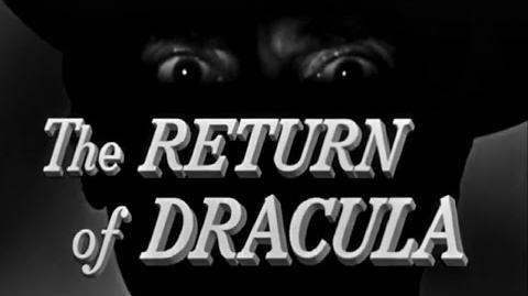 The Return of Dracula (1958 ) Francis Lederer (HD Remastered Full Movie)