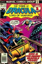 The Tomb of Dracula (Volume 1) Issue 52