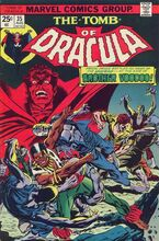 The Tomb of Dracula (Volume 1) Issue 35