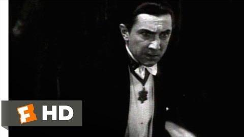 Dracula (5 10) Movie CLIP - Dracula Gets Thirsty (1931) HD