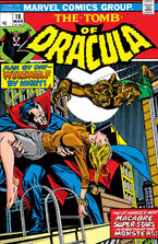 The Tomb of Dracula (Volume 1) Issue 18