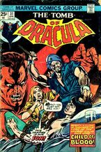 The Tomb of Dracula (Volume 1) Issue 31