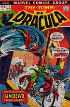 The Tomb of Dracula (Volume 1) Issue 11