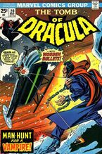 The Tomb of Dracula (Volume 1) Issue 20