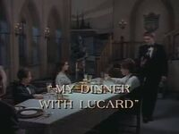 My Dinner with Lucard title card